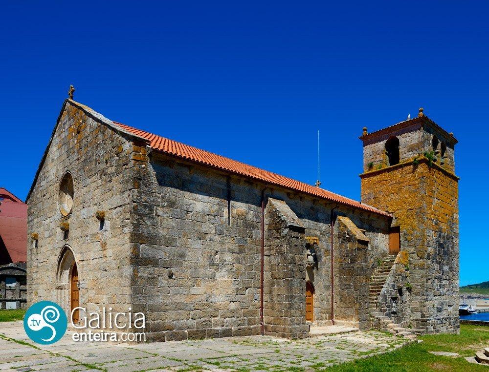 Iglesia de Santa María da Atalaia - Laxe