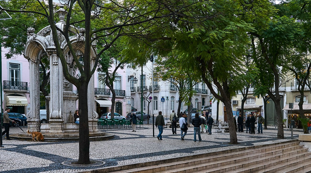 Chafariz do Carmo - Lisboa