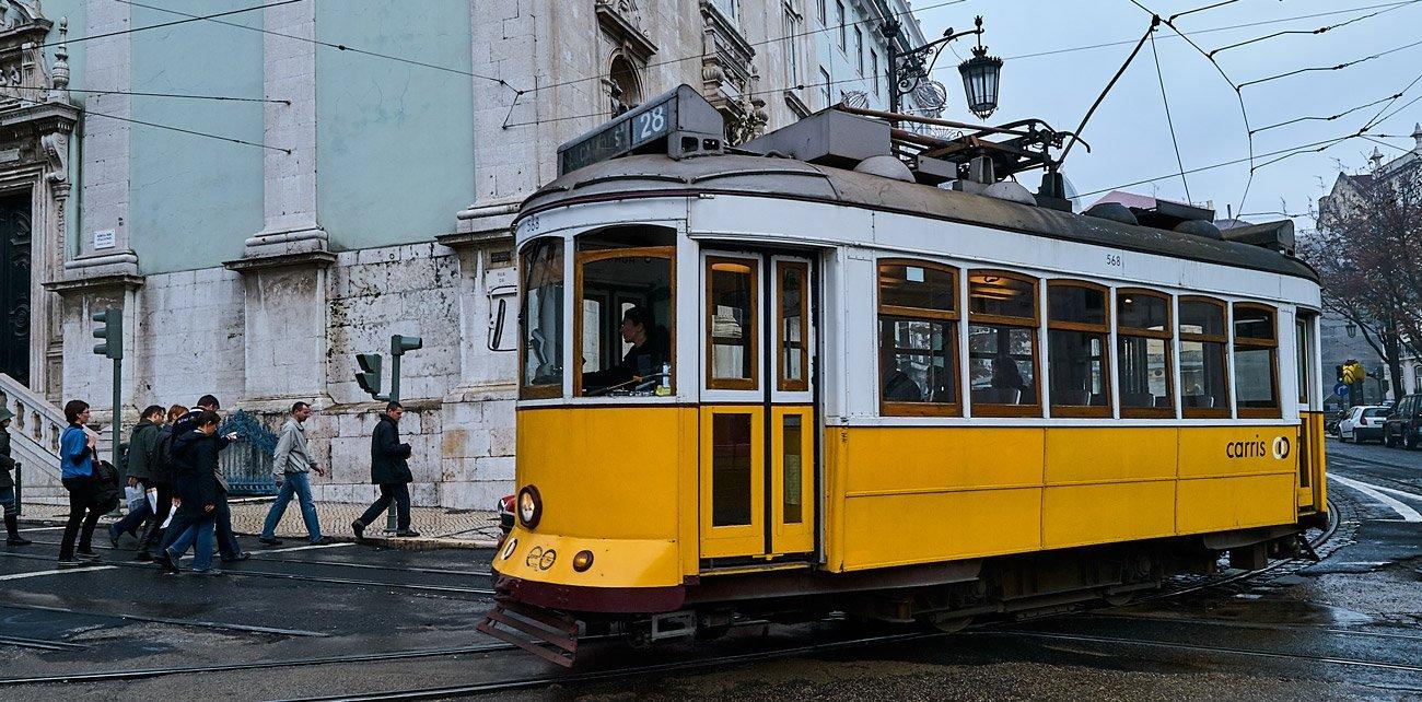 Tranvia - Lisboa