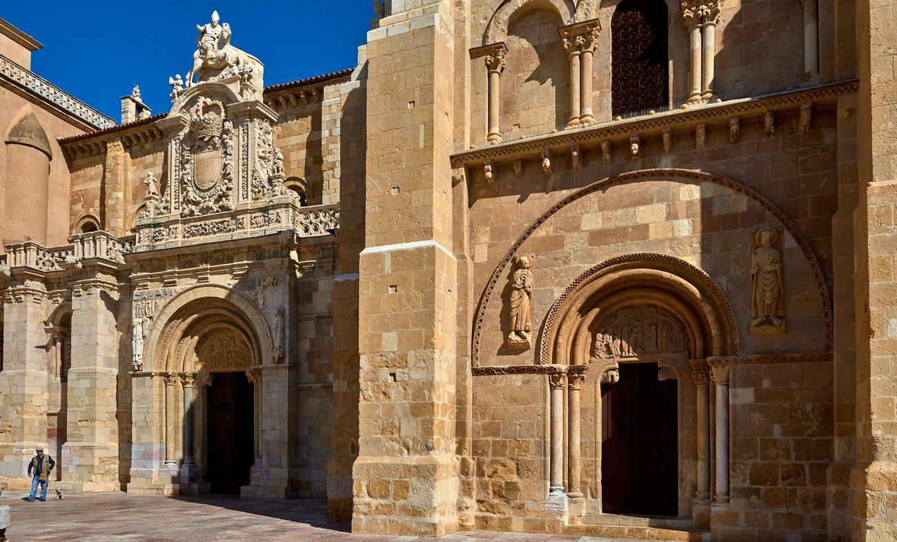 basílica de San Isidoro - León