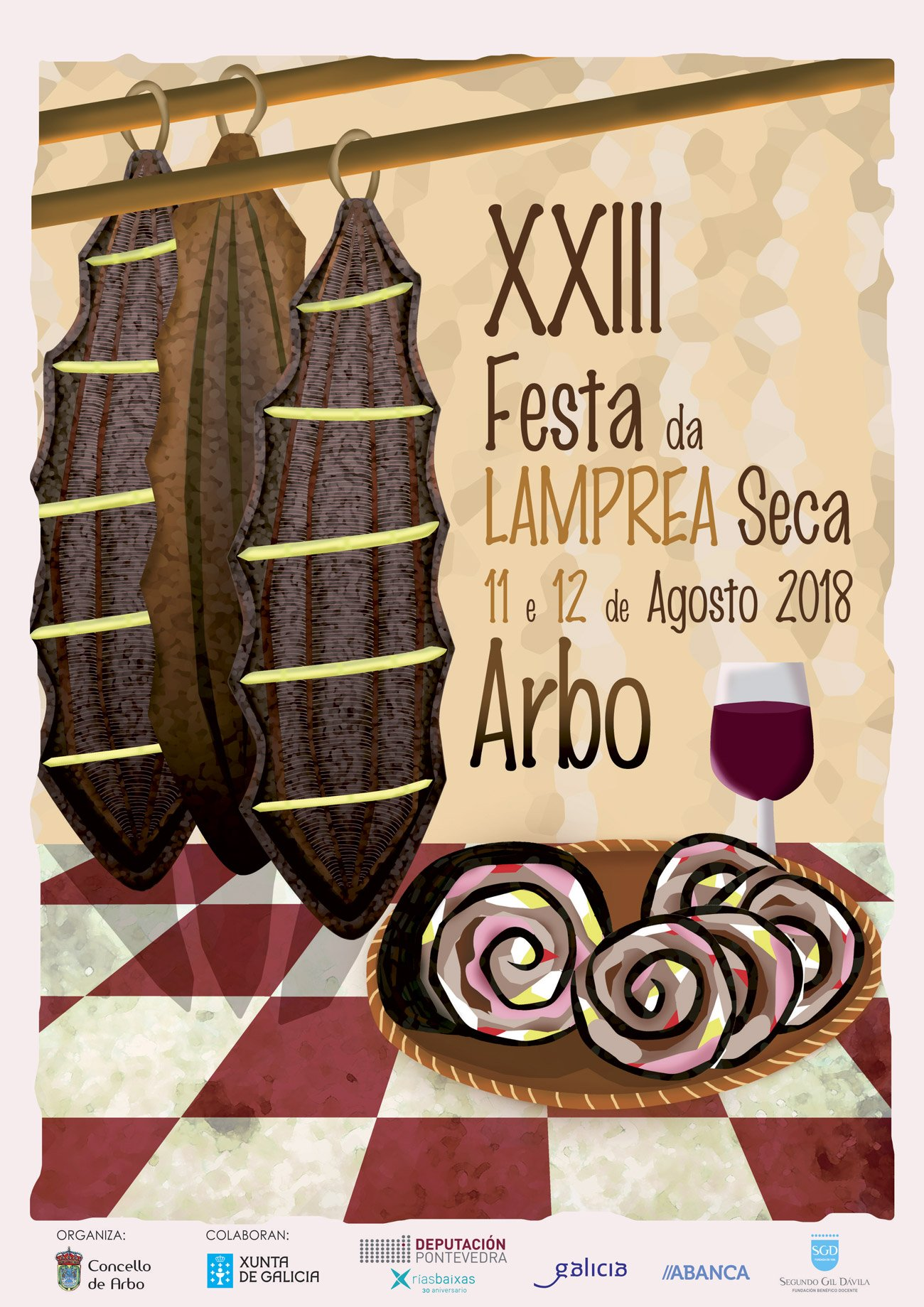 Cartel-Lamprea-Seca-2018