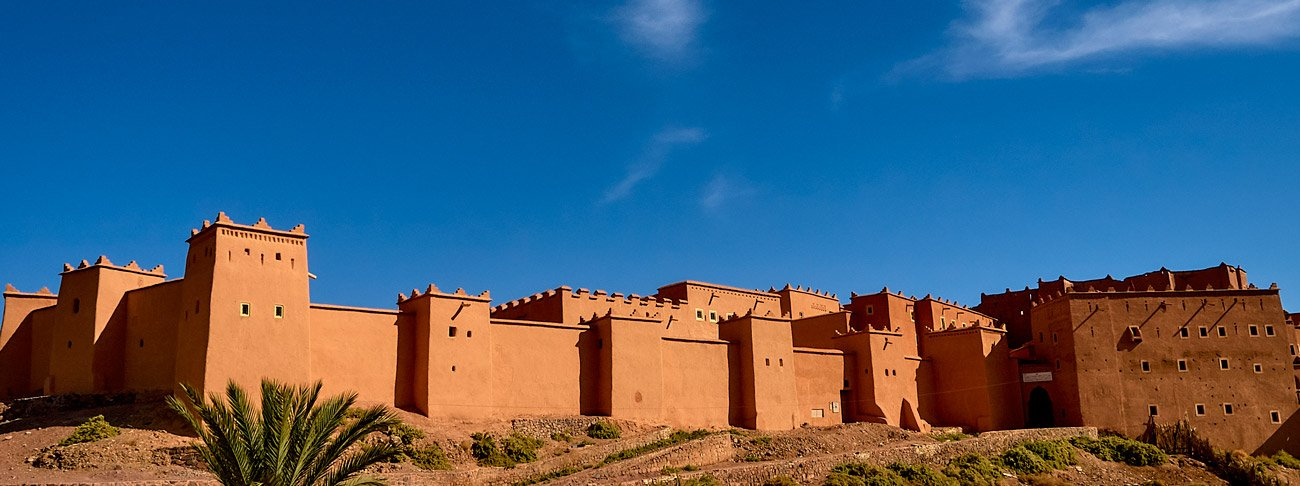 Ouarzazate – Kasbah de Taourirt