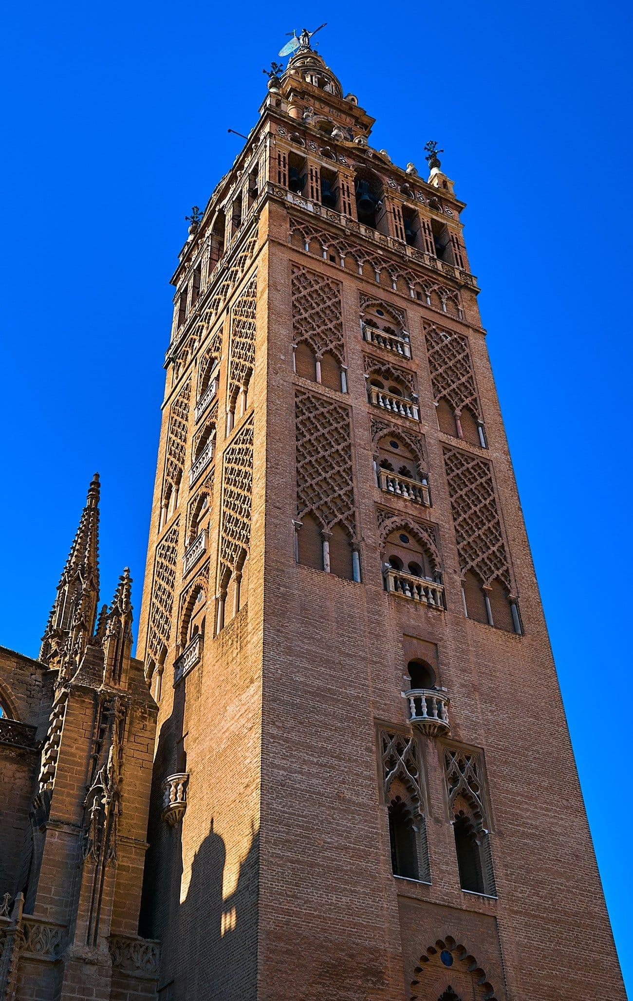 La Giralda de Sevilla