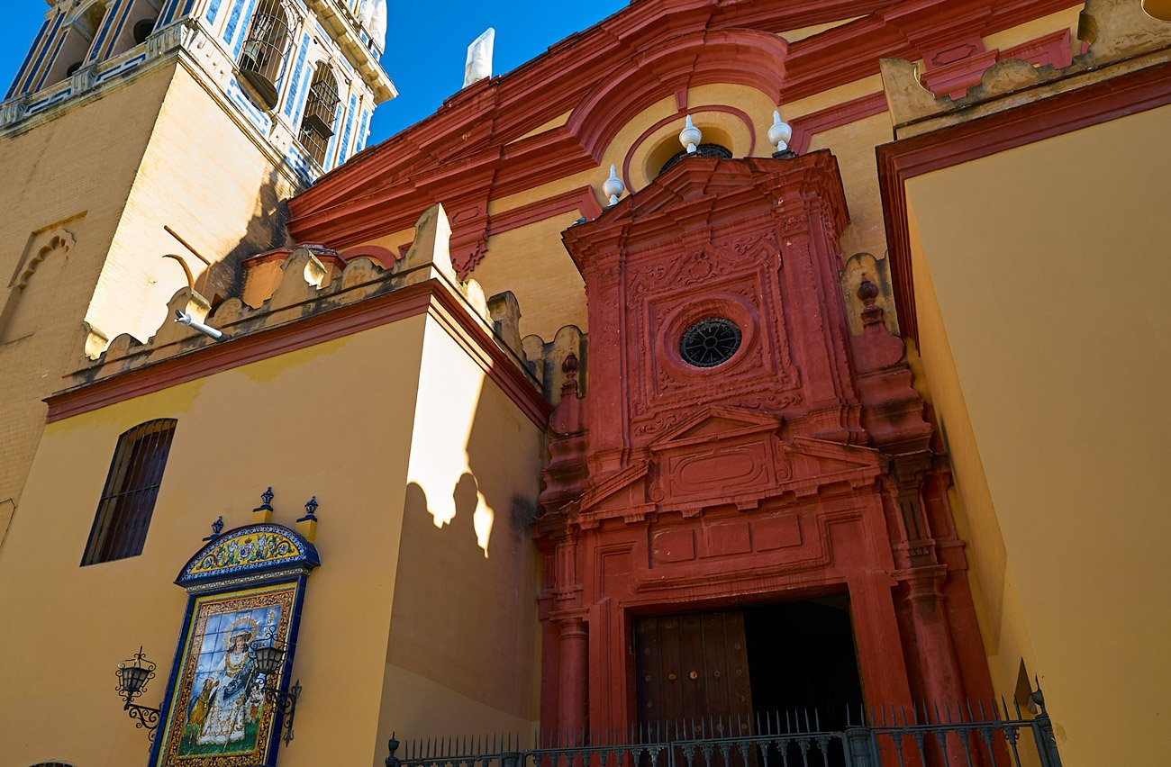 Real Parroquia de Señora Santa Ana - Sevilla