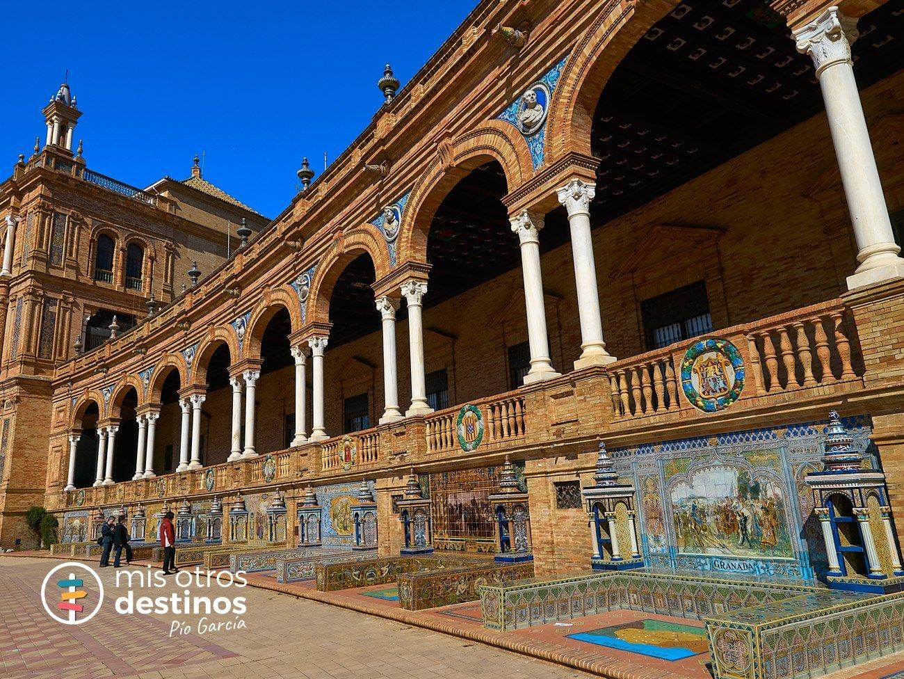 Sevilla a través de los siglos