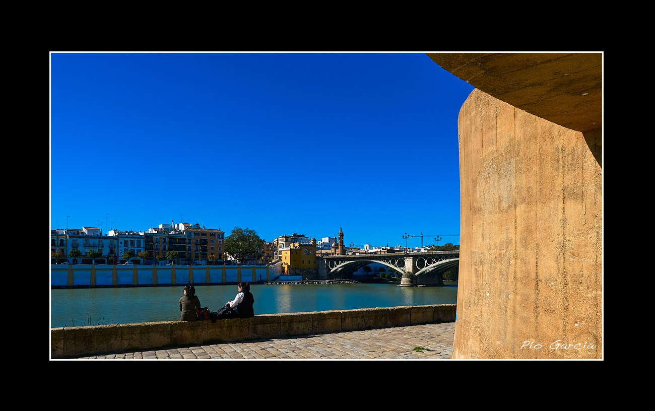Paseo Alcalde Marques del Contadero - Sevilla