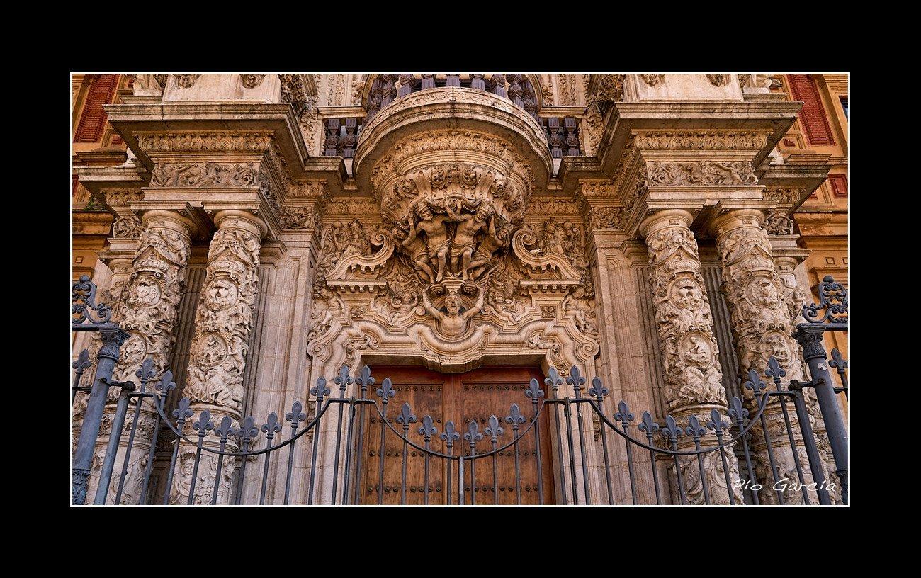 Palacio de San Telmo - sevilla