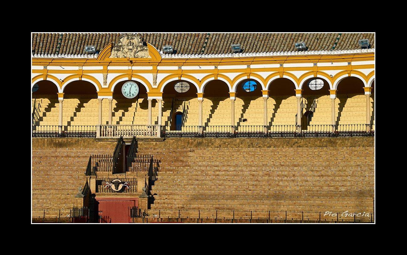 Plaza de toros de la Real Maestranza de Sevilla
