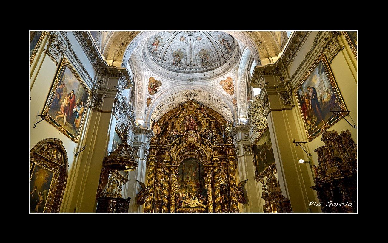 Iglesia de La Caridad - Sevilla