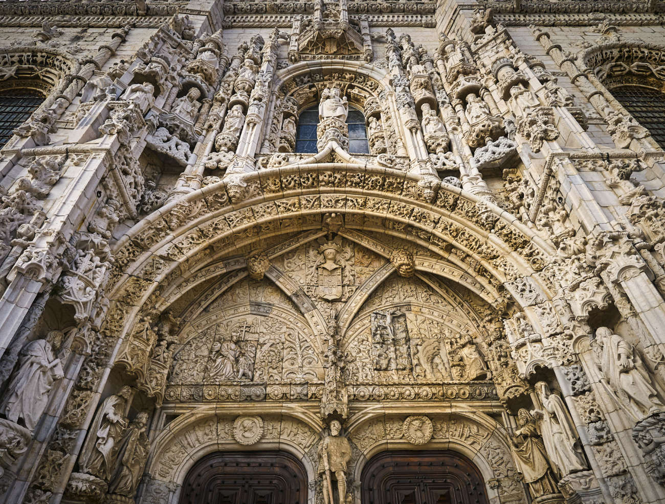 Los Jerónimos Belem Lisboa