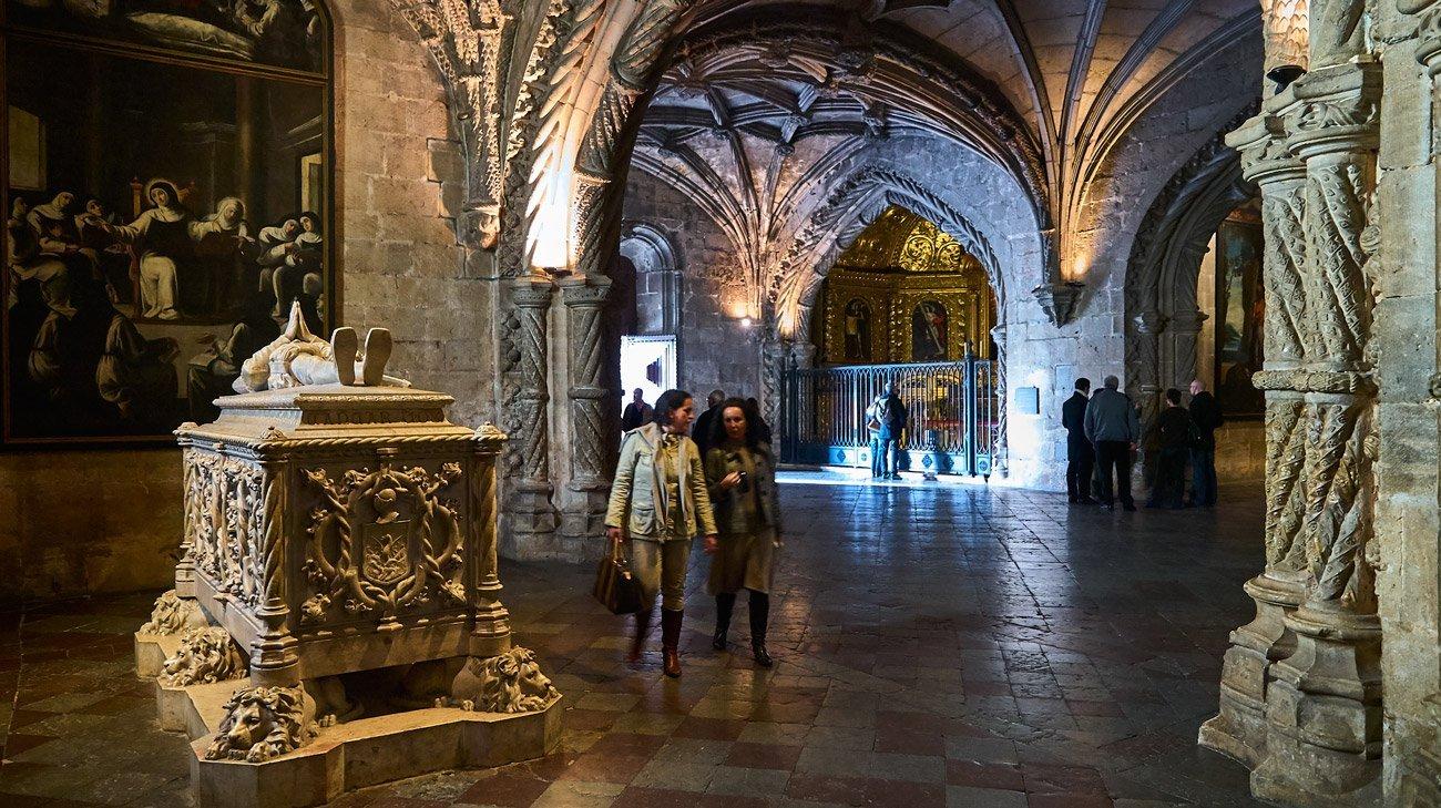 Monasterio de los Jerónimos-Belém