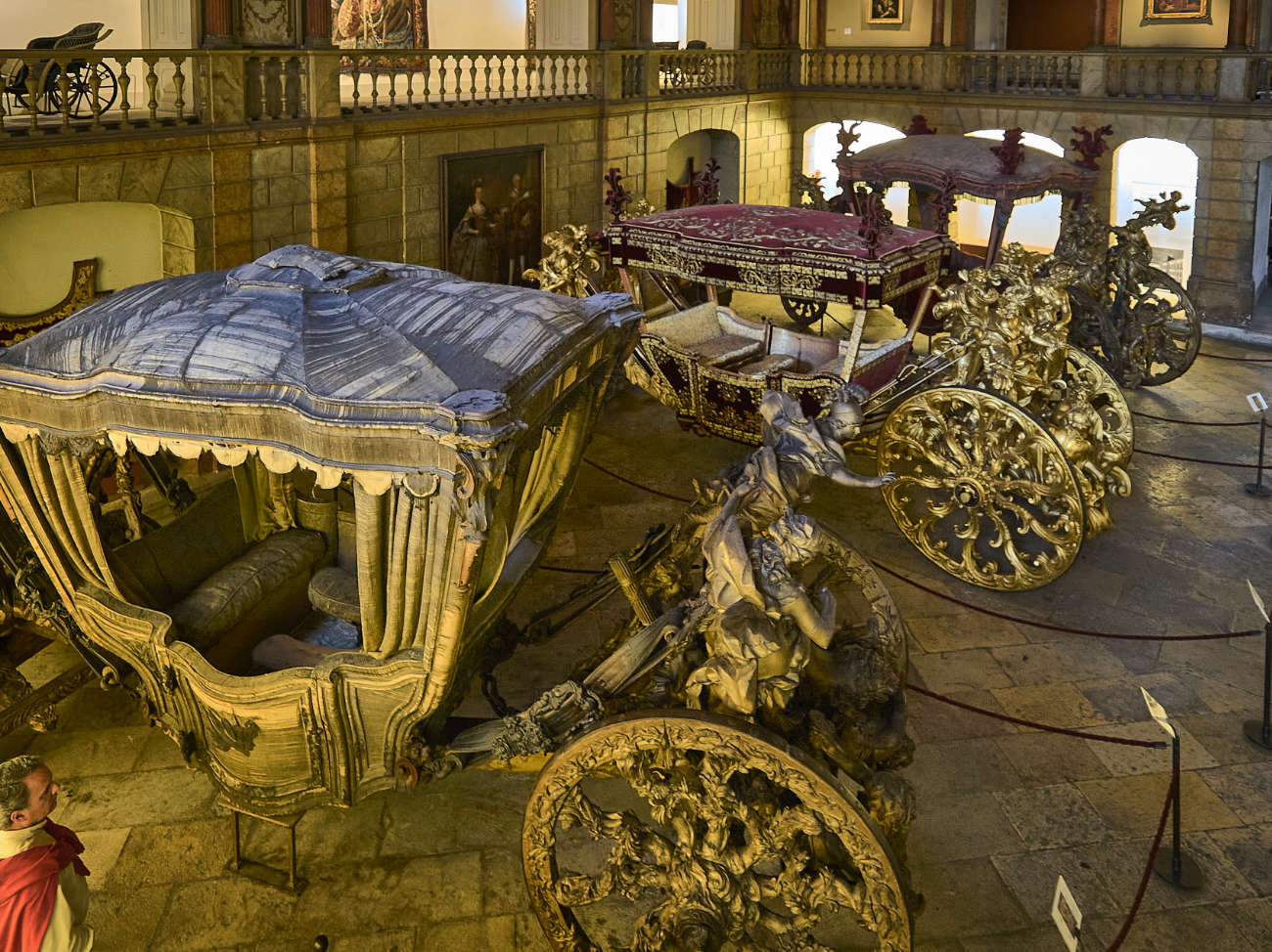 Museo dos Coches Belem Lisboa