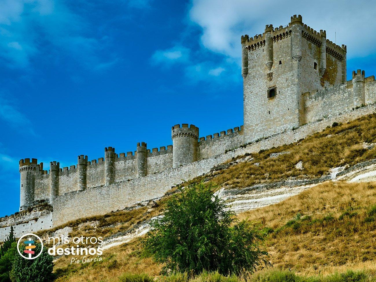 Castillo-de-Peñafiel-Valladolid