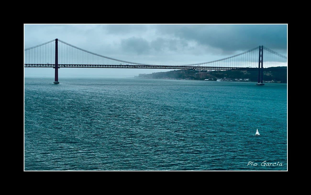 Puente 25 de abril-Lisboa