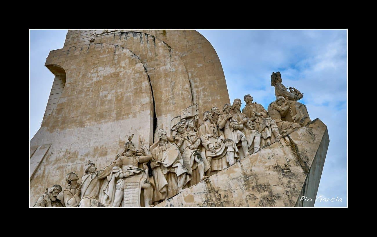 Monumento a los Descubridores-Belém