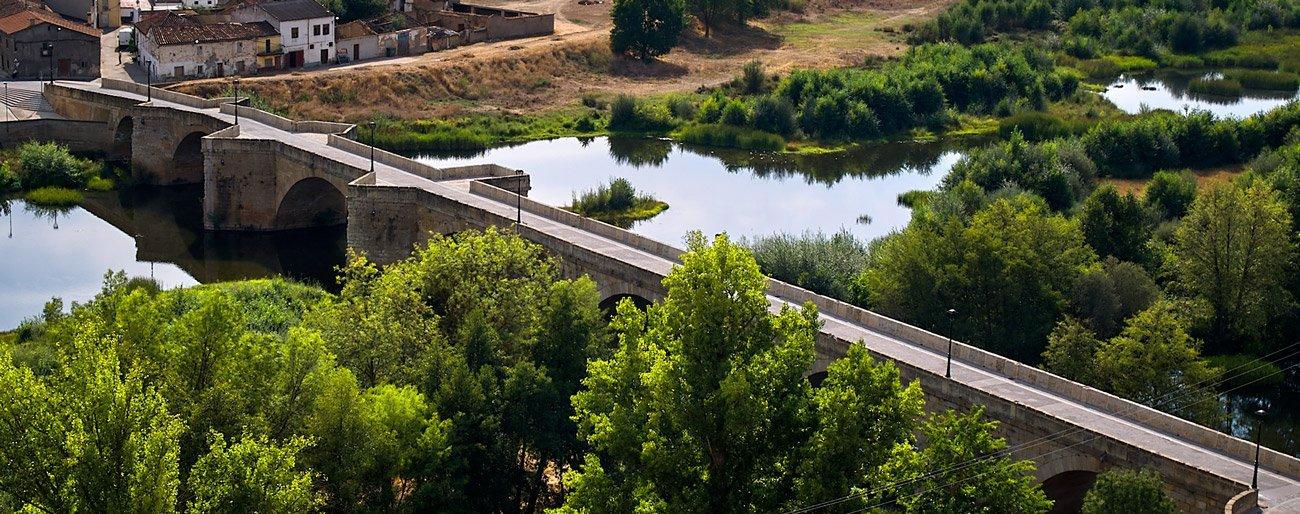 Puente Mayor - Ciudad Rodrigo