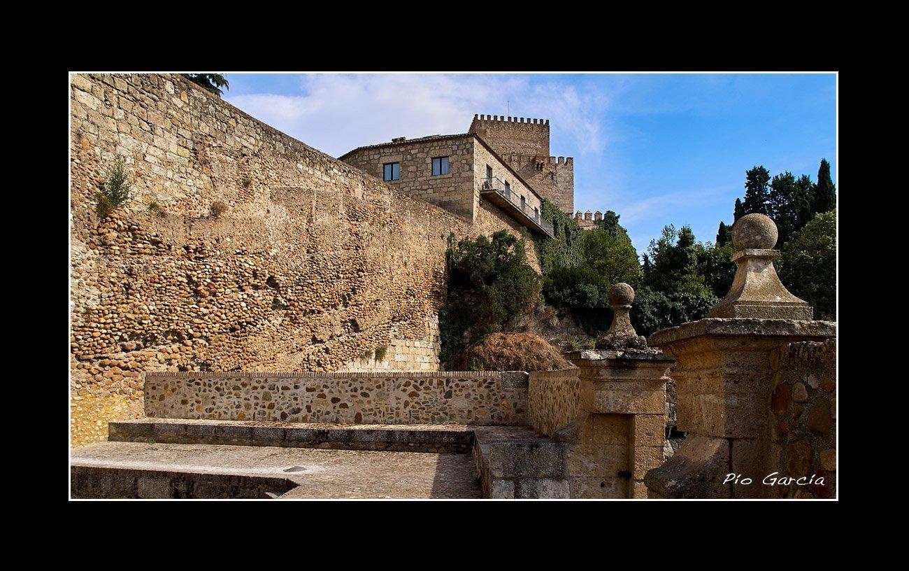 Castillo de Enrique II de Trastámara Ciudad Rodrigo
