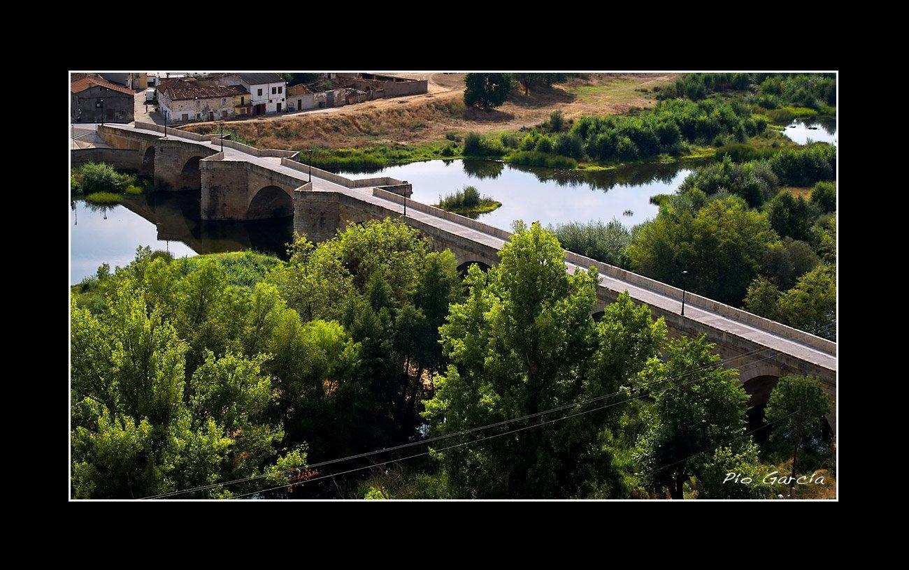 Puente Mayor Ciudad Rodrigo