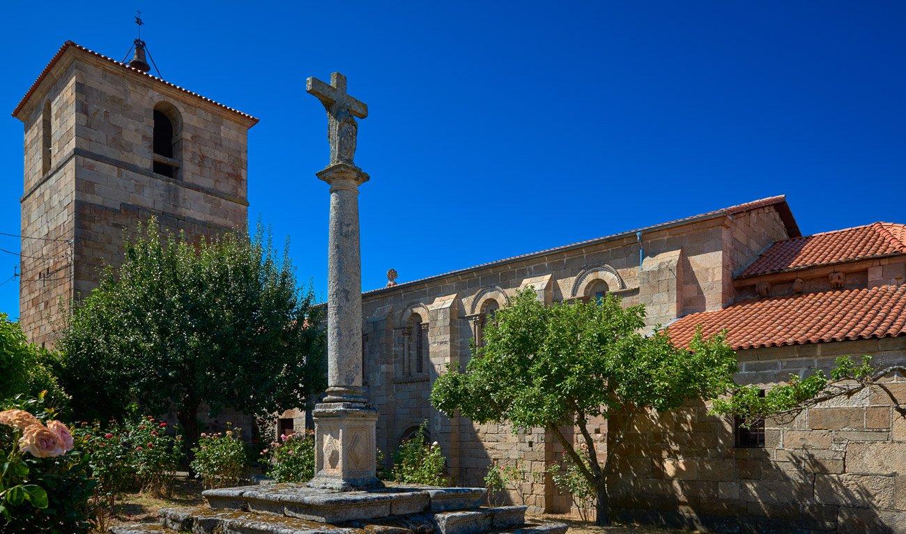 San Salvador de Sobrado - Ourense