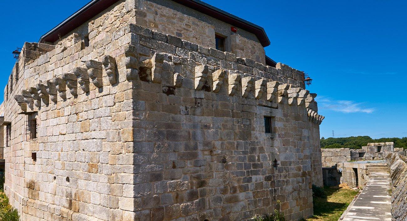 Castillo de Maceda Ourense