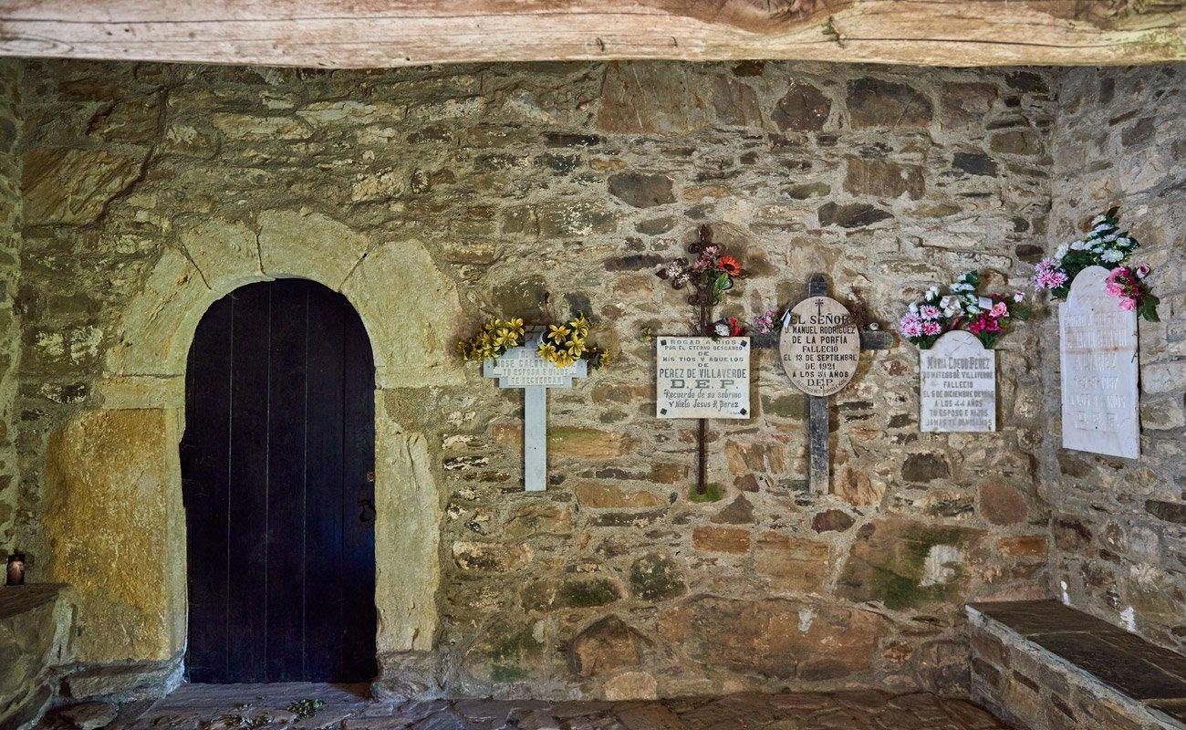 San Xoán de Padornelo - O Cebreiro