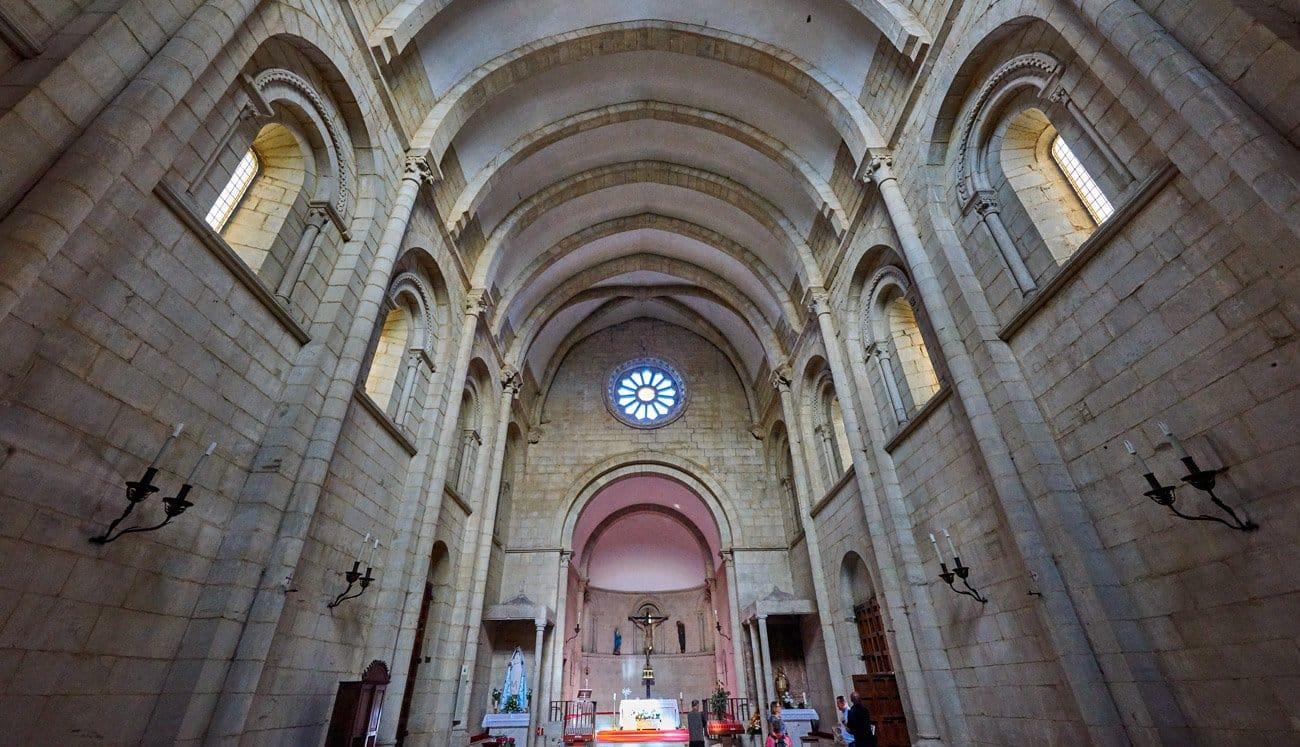 Iglesia de San Juan - Portomarin