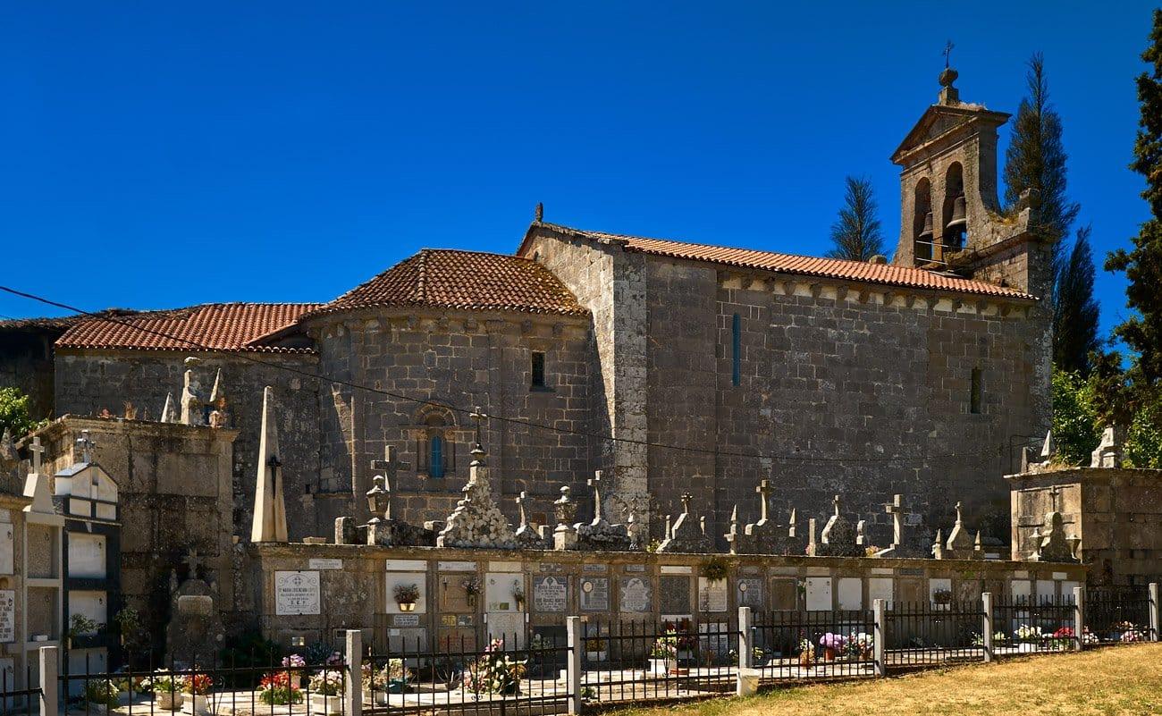 San Salvador de Asma-Chantada-Lugo