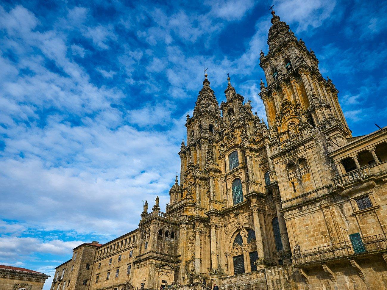 Qué ver en Santiago de Compostela: Catedral de Santiago