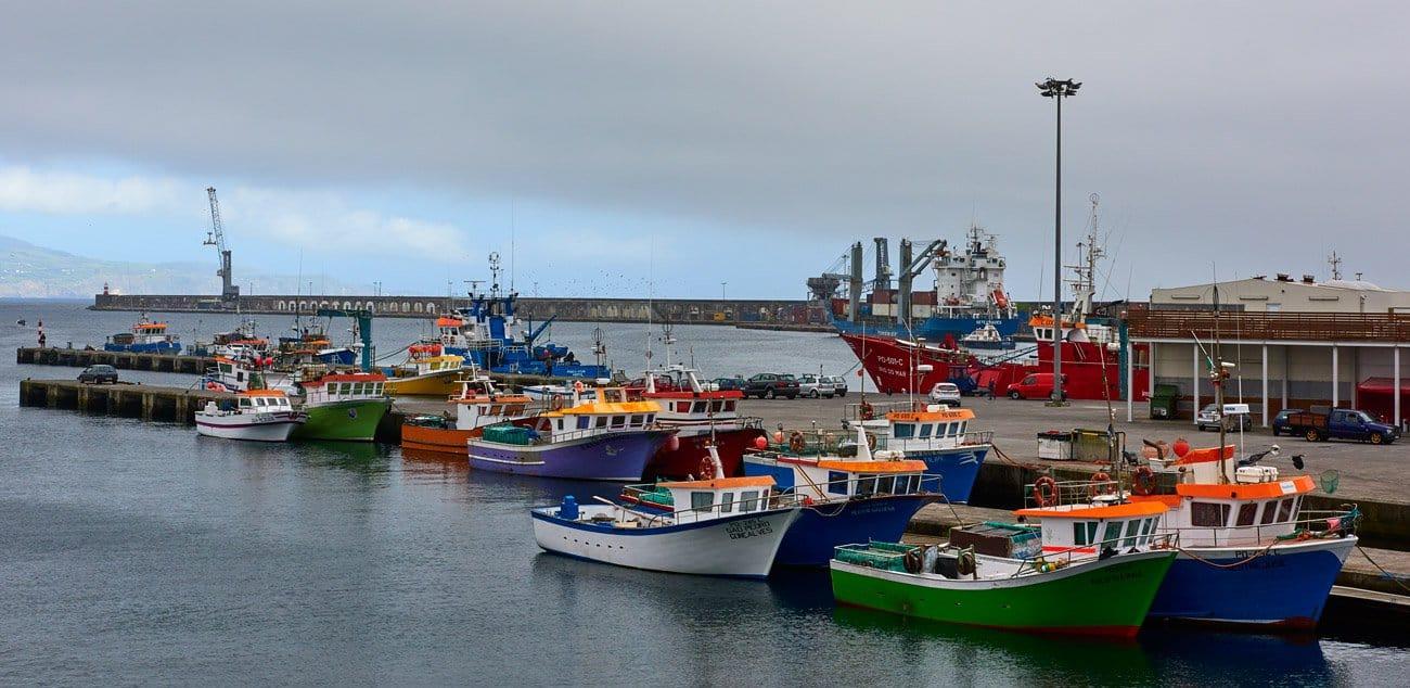 Puerto, Ponta Delgada, Azores
