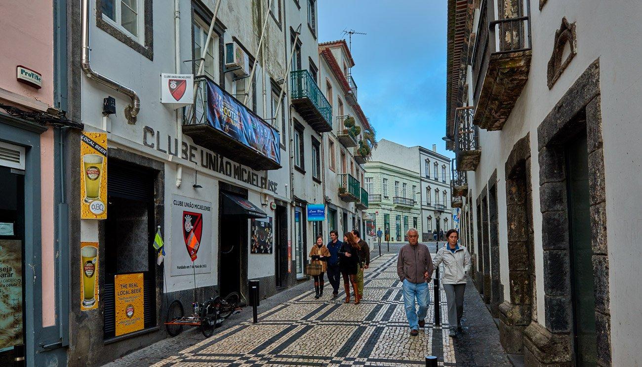 Ponta Delgada - Azores