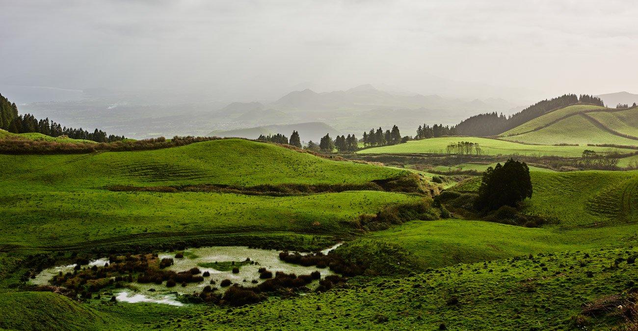 Pico do Carvao - San Miguel - Azores