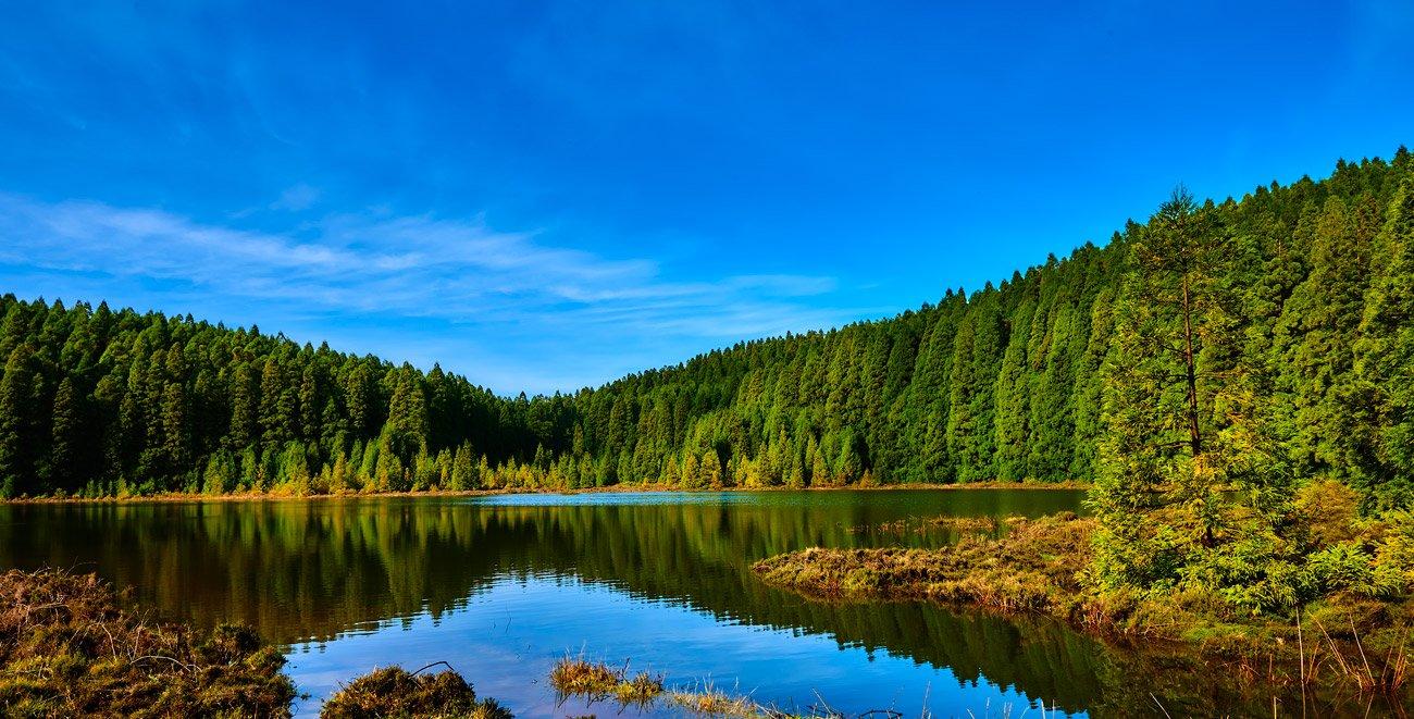 Lago Canario - San Miguel de Azores