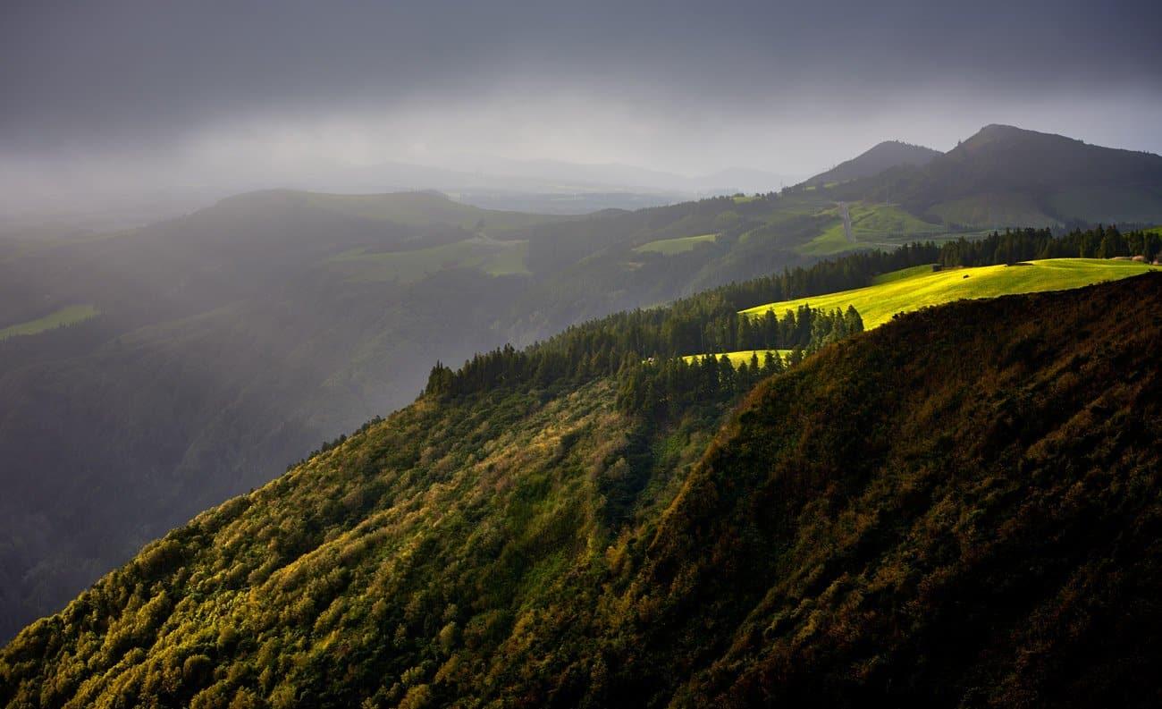 Mirador Salto do Cavalo - San Miguel Azores