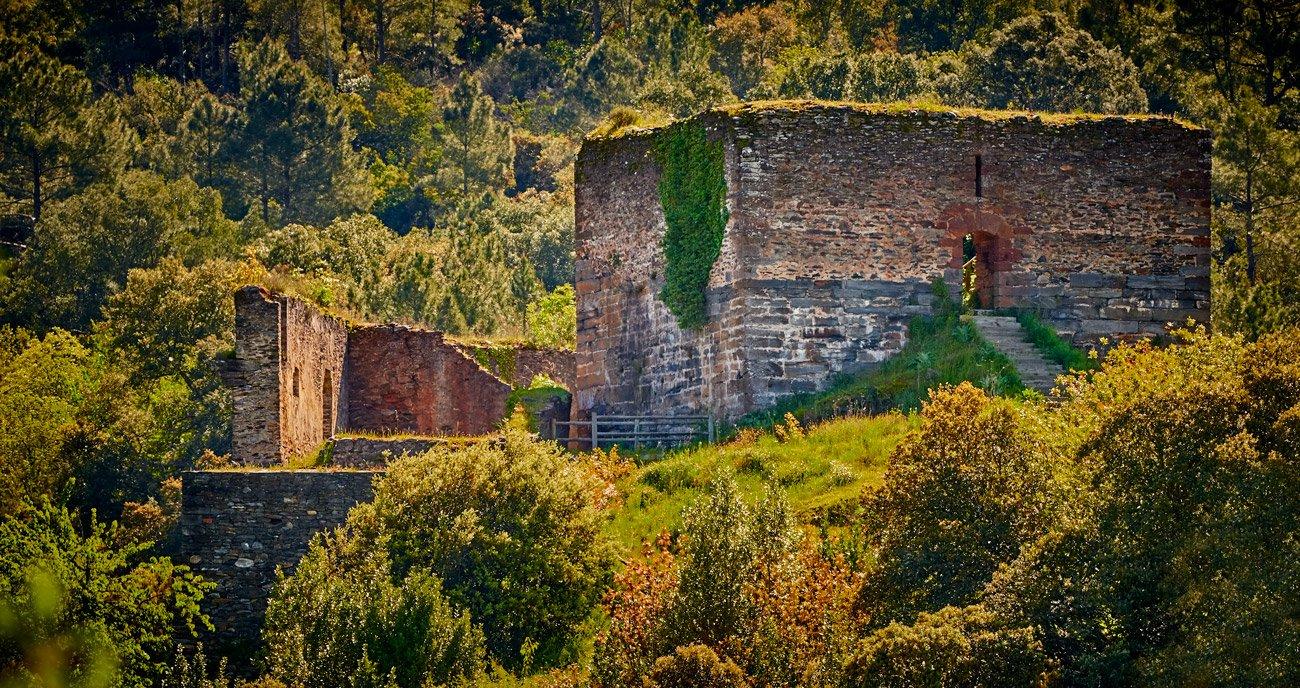 Torre Novais, en Sequeiros