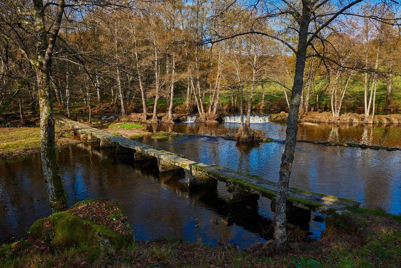 Paseo fluvial - Río Arnoia