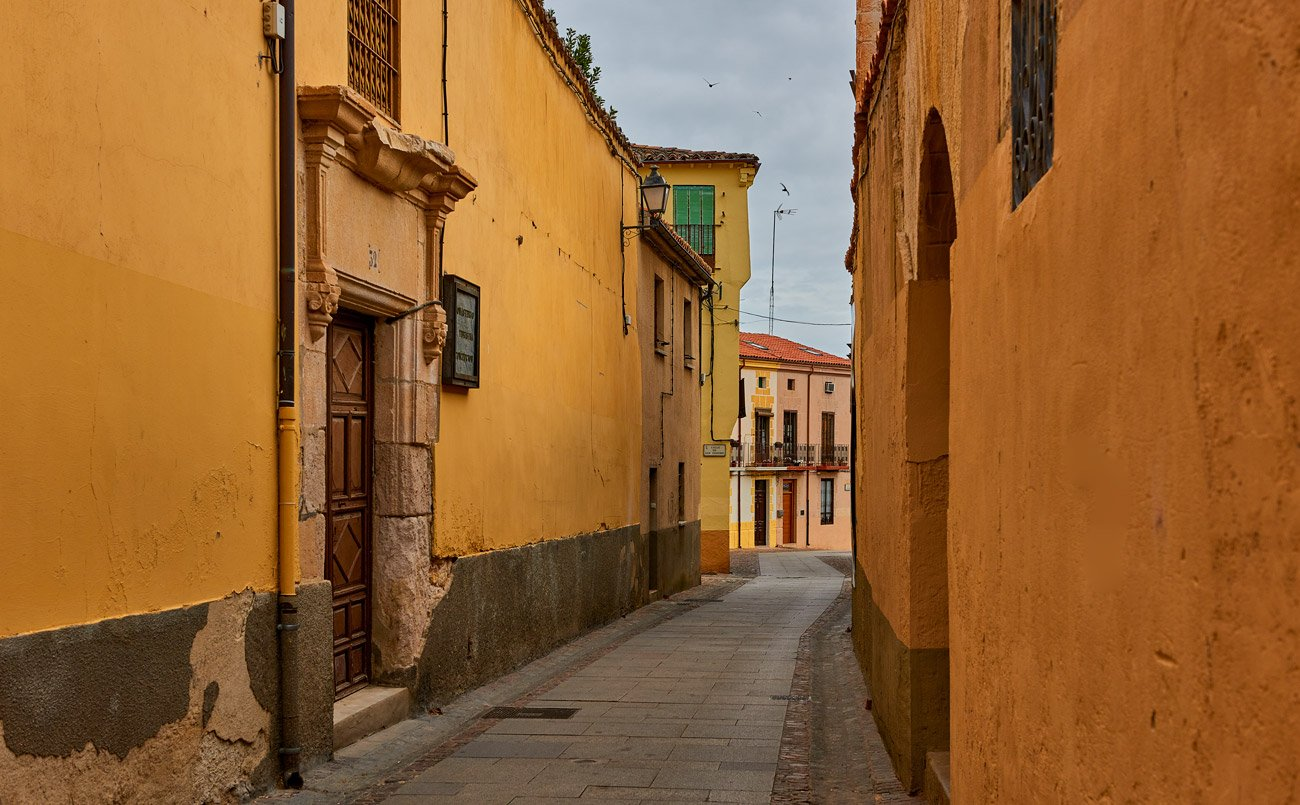 Zamora ciudad