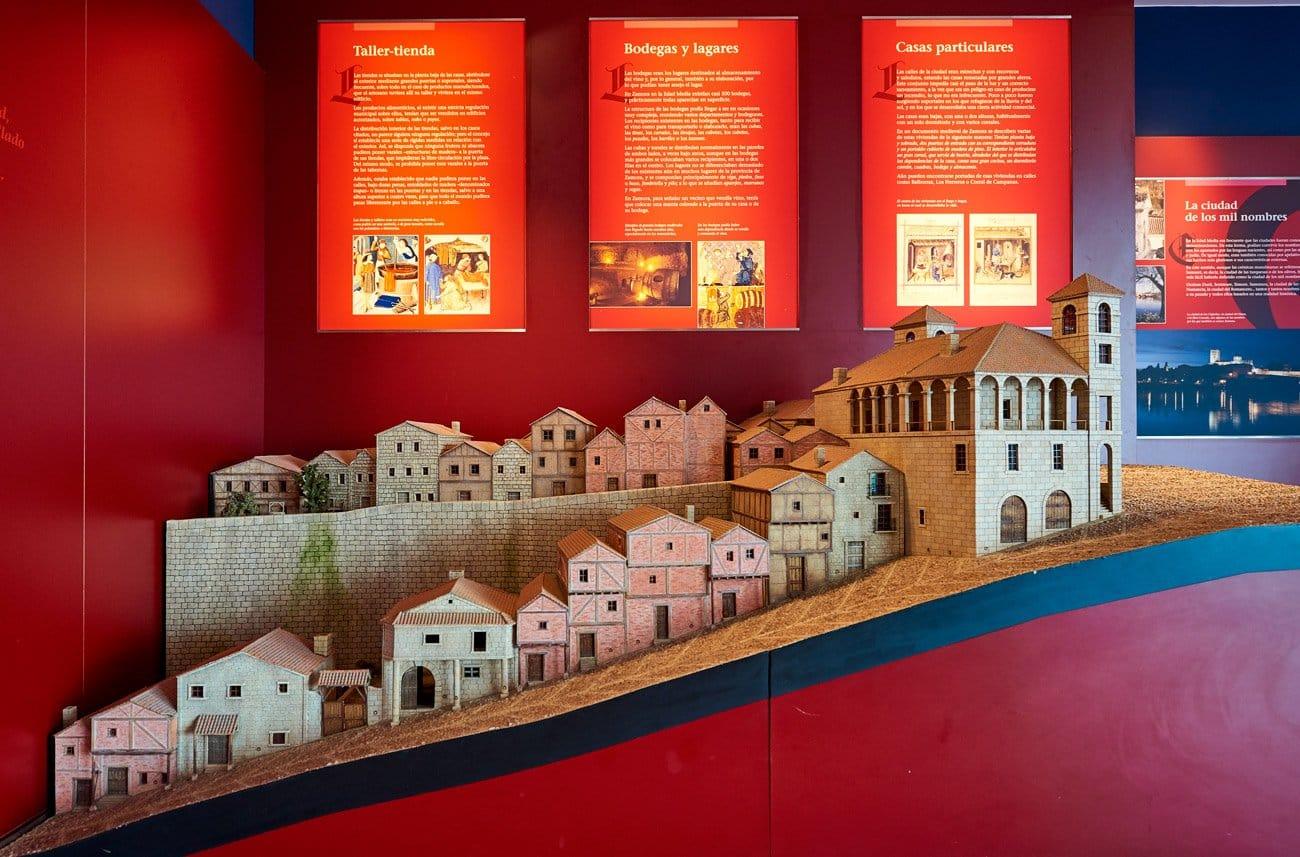 Centro de Interpretación de las Ciudades Medievales - Zamora