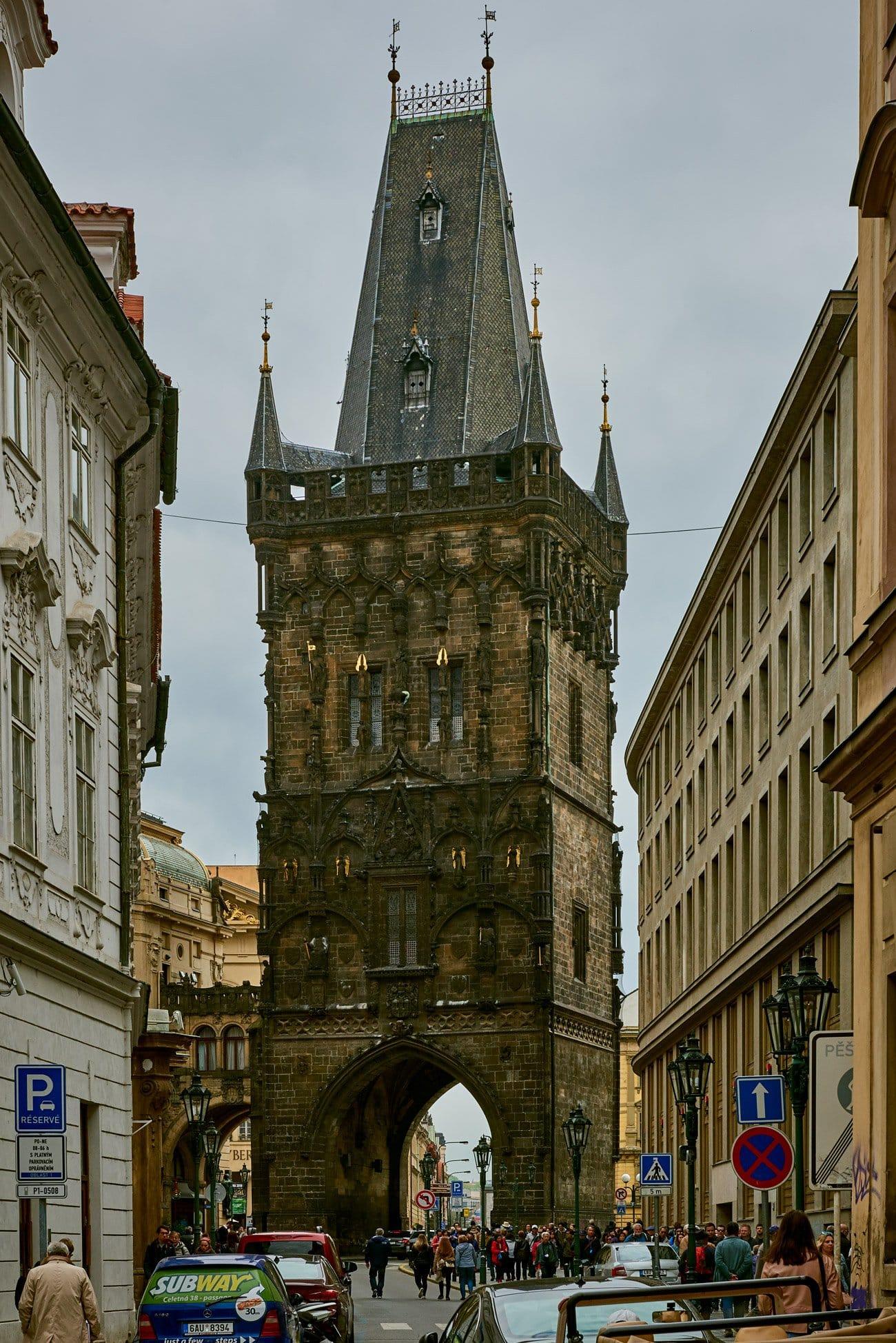 Torre de la Pólvora - Praga