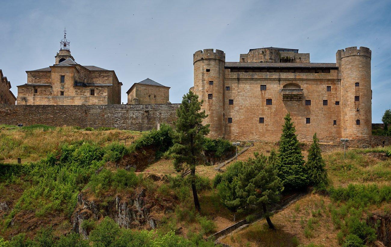 Camino de Santiago Sanabrés: Sanabria