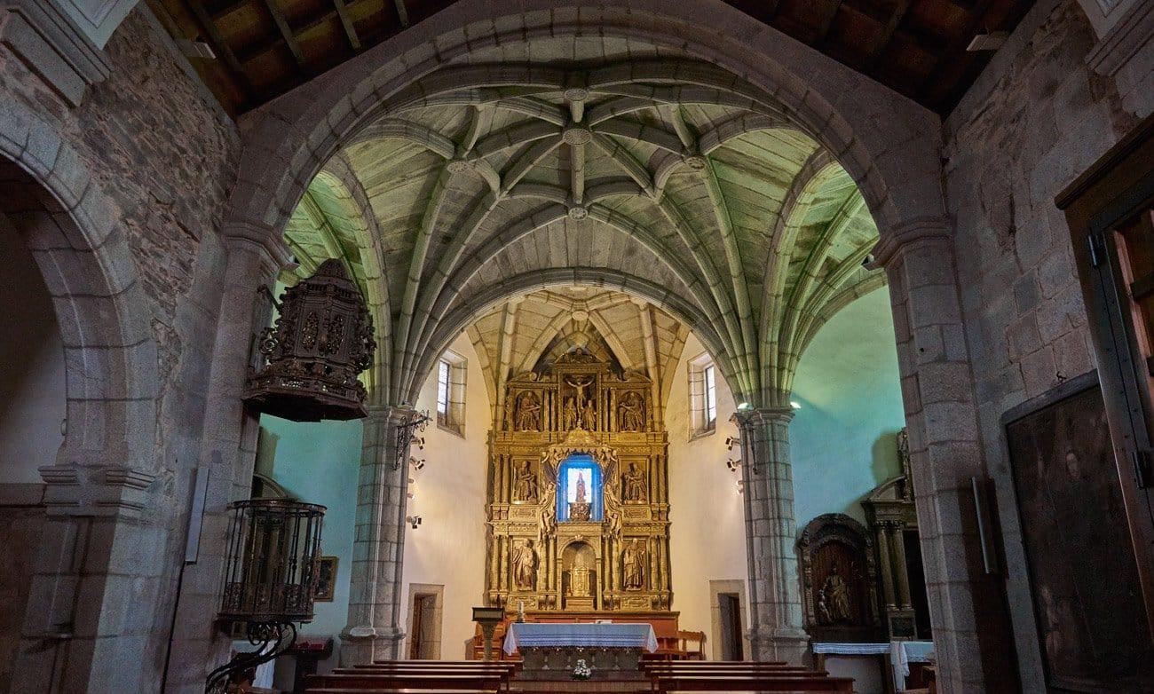 Iglesia de Santa María del Azogue - Puebla de Sanabria