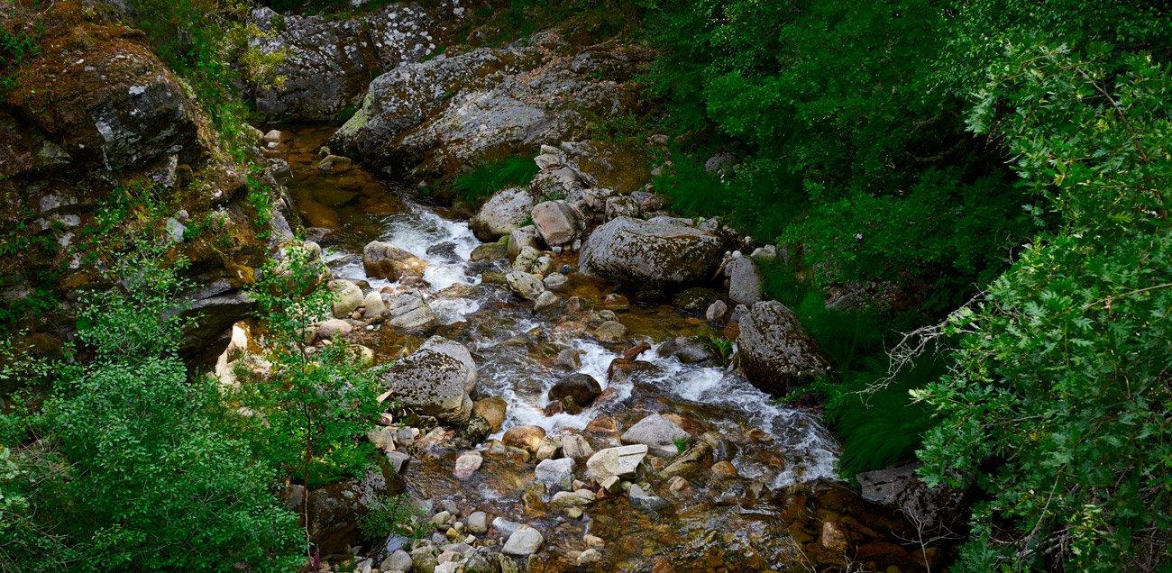 Río Tuela - Lubián
