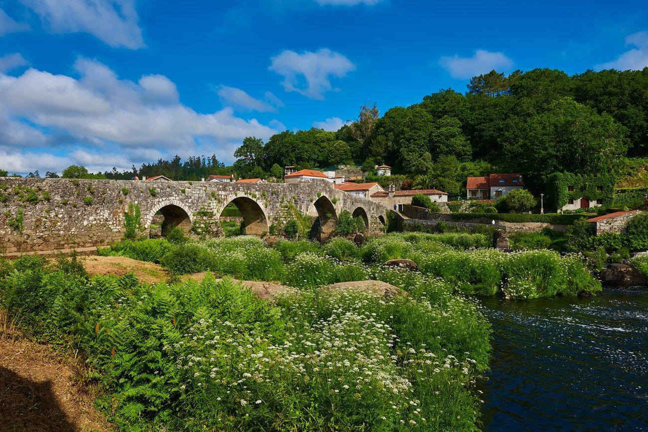 Puente Maceira - Negreira