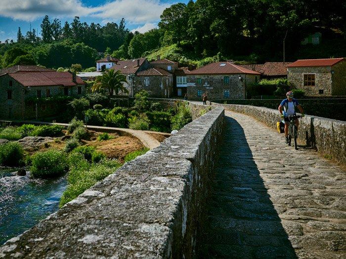A Ponte Maceira - Negreira