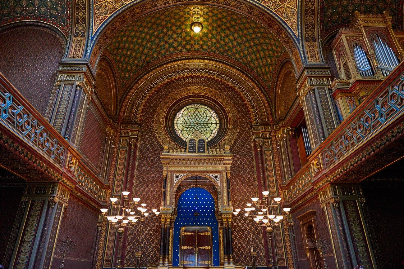 Sinagoga Española - Praga