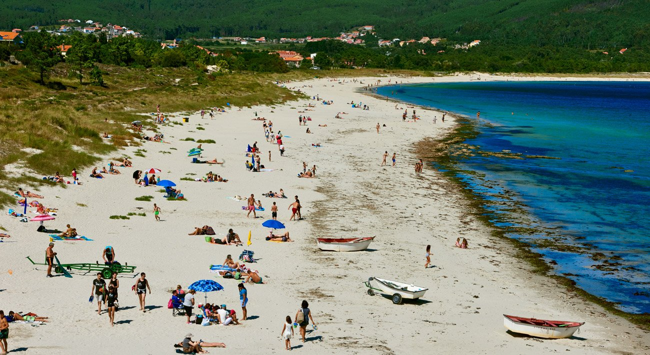 playa de A Lagosteira