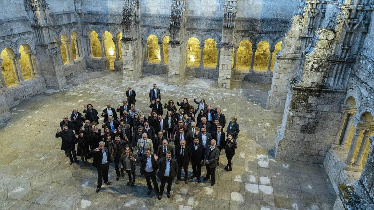 La CECRV sale fortalecida de su Asamblea en la D.O. Ribeira Sacra y el territorio recibe su apoyo unánime a la candidatura como Patrimonio de la Humanidad