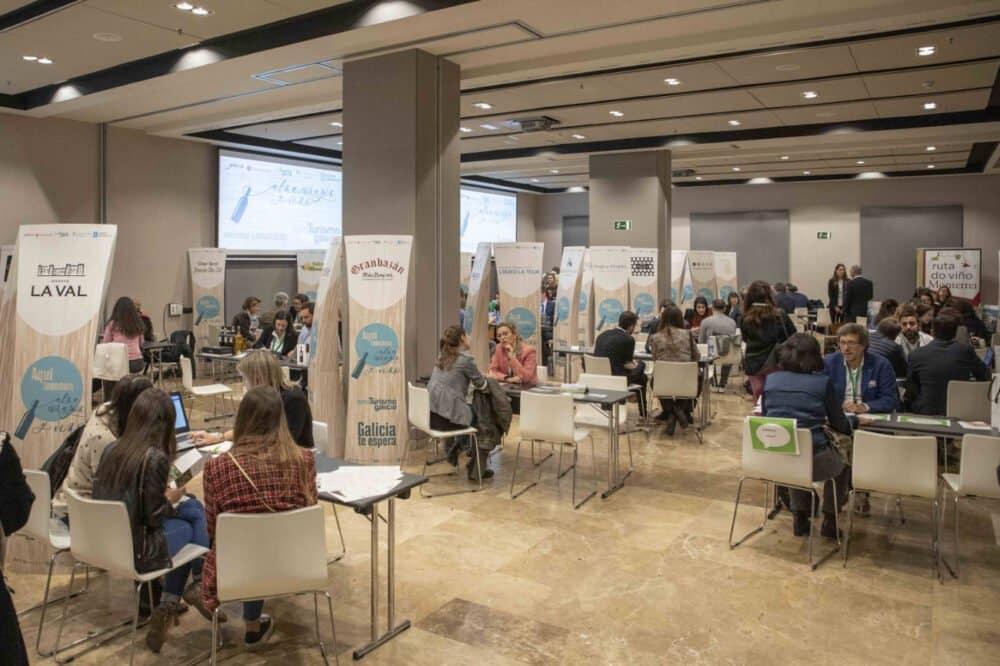EL ENOTURISMO DE GALICIA MOSTRÓ SUS RECURSOS Y VARIEDAD CON UN WORKSHOP EN MADRID