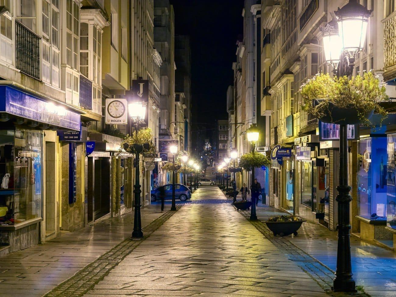 Barrio La Magdalena - Ferrol