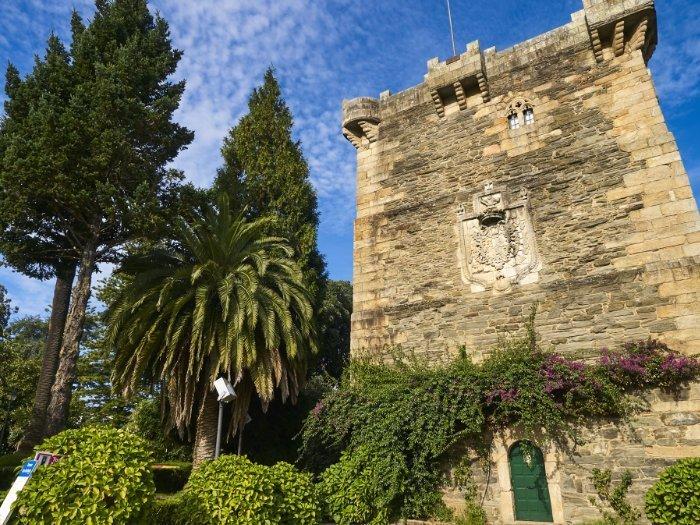 Torre de Los Andrade - Pontedeume