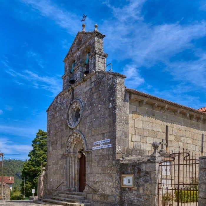San Pantaleón das Viñas